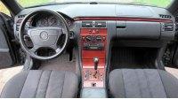 E-Класс, W210, интерьер