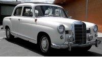 W120 «180», 1958 год