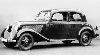 W136 «170 V», 1936 год