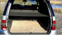 M-Класс, W163, багажник