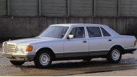 S-Класс, W126, 1980 год