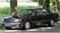 S-Класс, W126, купе