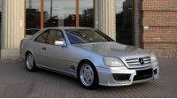 S-Класс, W140, купе, AMG