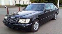 S-Класс, W140, рестайлинг