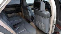 S-Класс, W140, задние сиденья