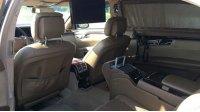 S-Класс, W221, задние сиденья
